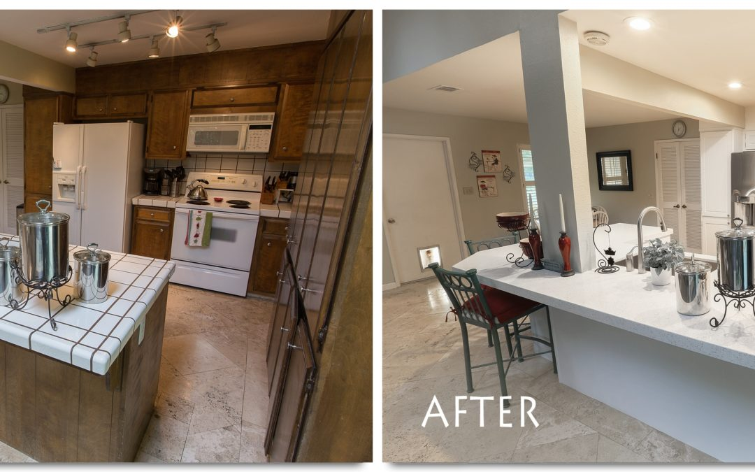 Kitchen remodel stockton five mile drive complete for Complete kitchen remodel price