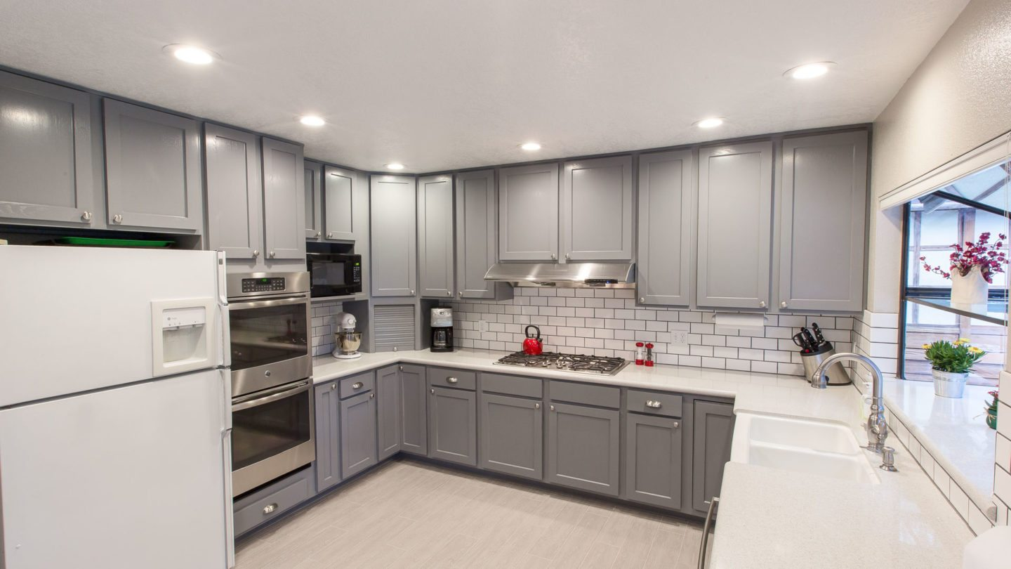 After: Livermore Kitchen Remodel