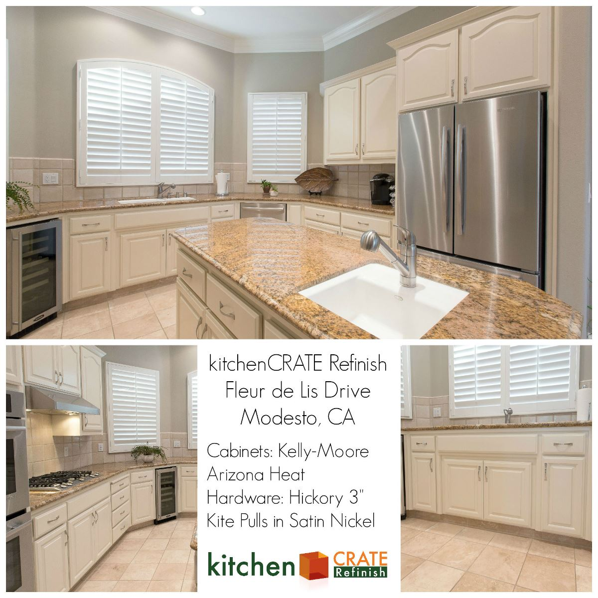 kitchen cabinets spray paint professionally