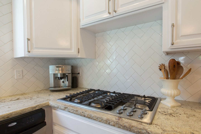 Kitchen Backsplash How High 6 amazing backsplash designs from kitchencrate
