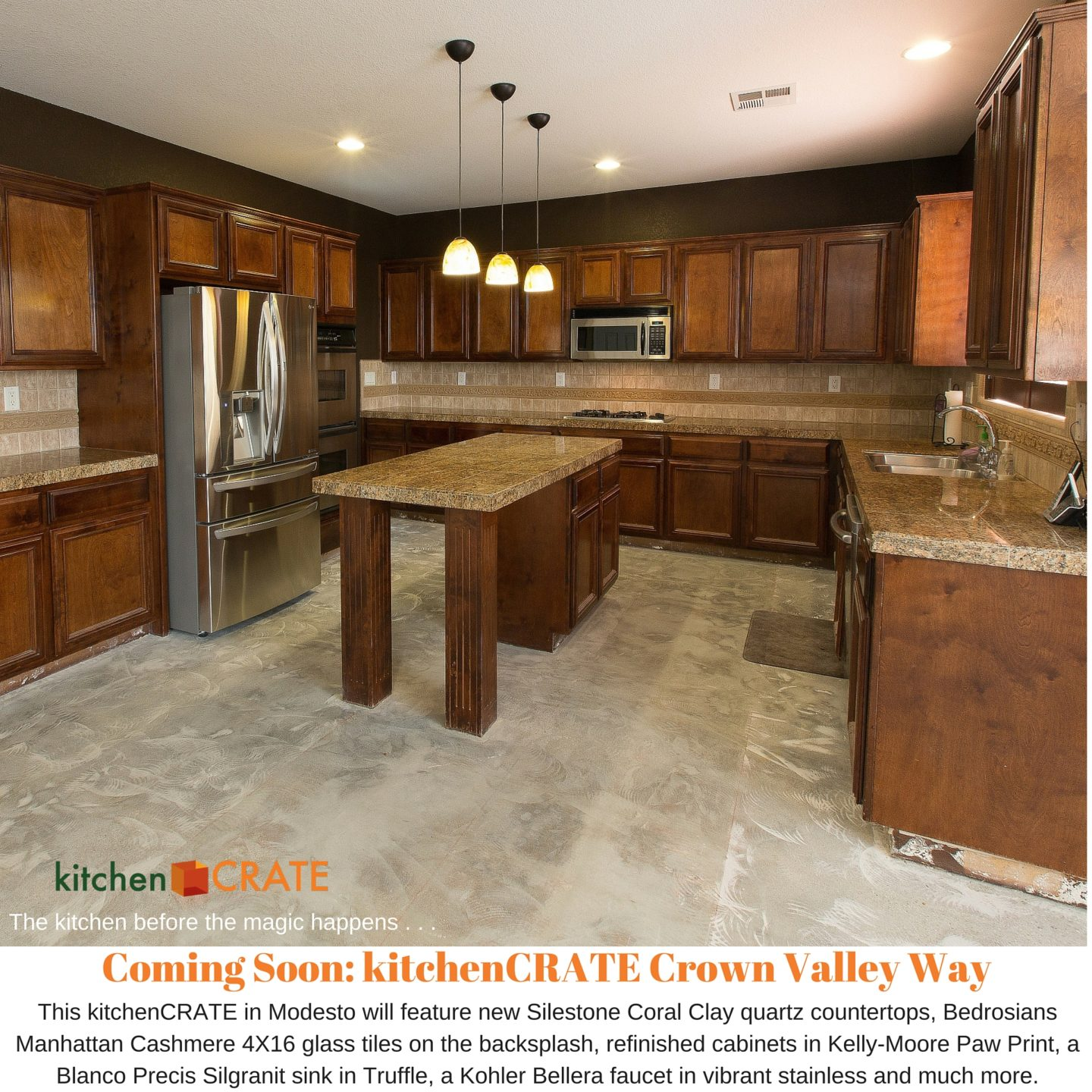 KC Crown Valley Before Image