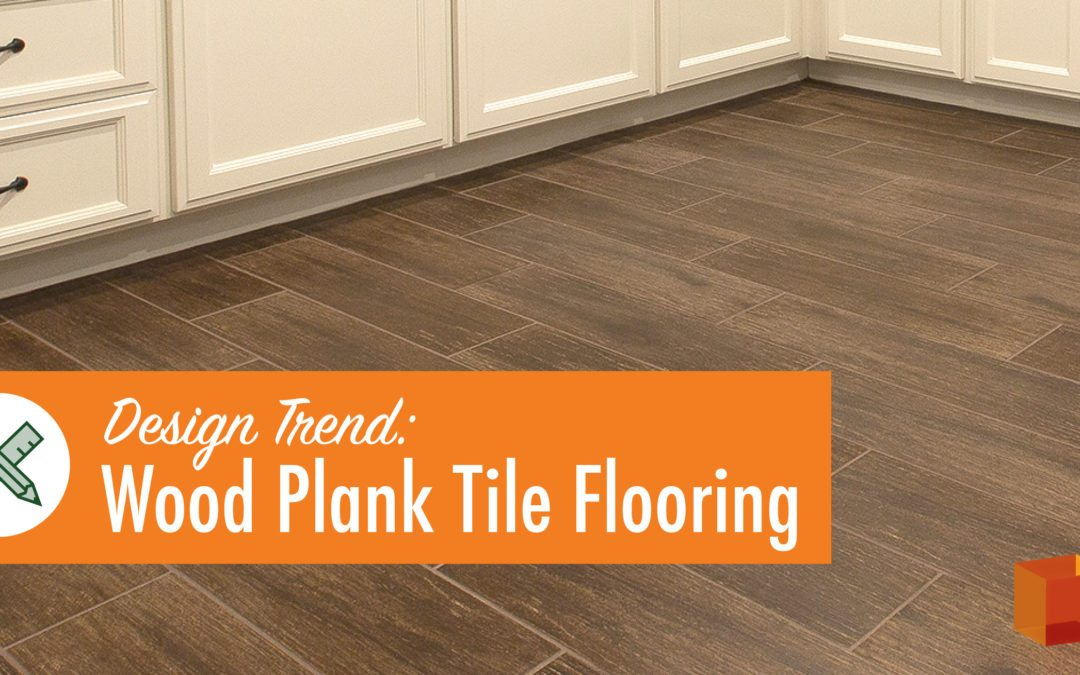 Design Trend: Wood Plank Tile Flooring