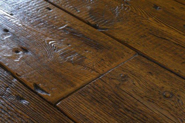 Real Wood Vs Laminate wood flooring: laminate vs engineered vs real wood - kitchencrate