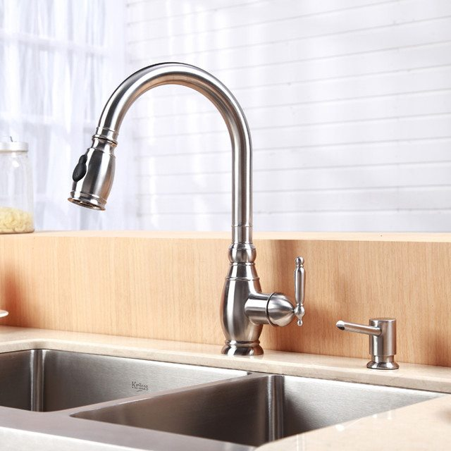Design trends what 39 s new with kitchen faucet for Bathroom faucet trends