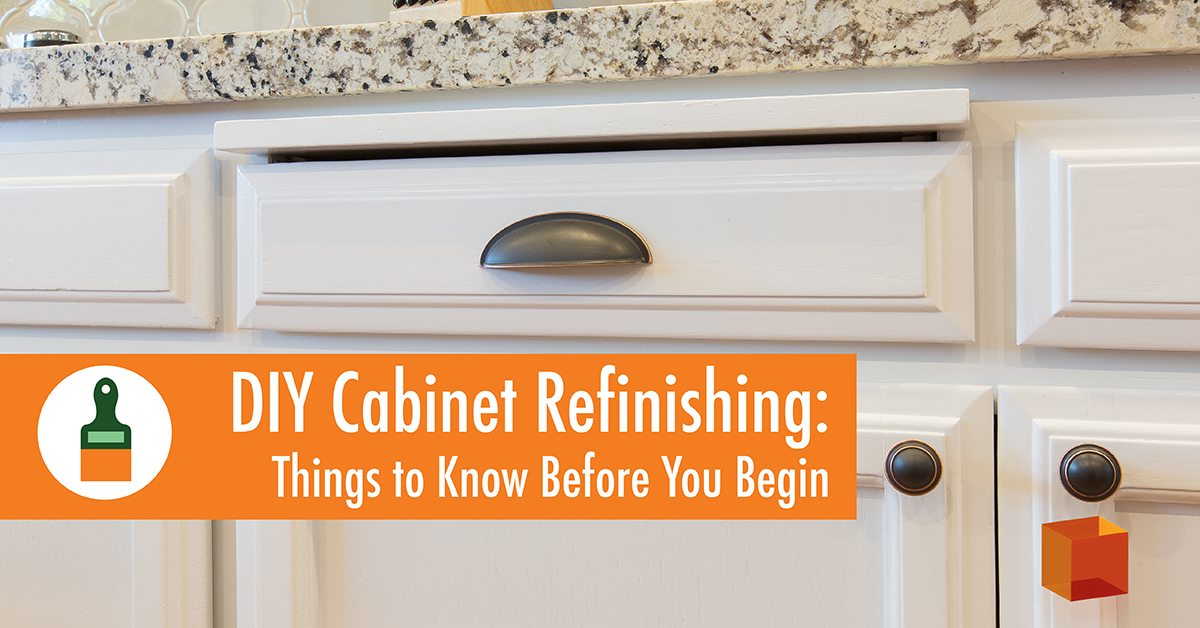 refinish kitchen cabinets diy diy cabinet refinishing things to before you begin 25273