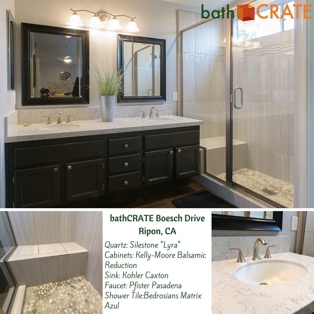 Delighful Bathroom Remodel Modesto Ca Bath Remodeling Austin T To