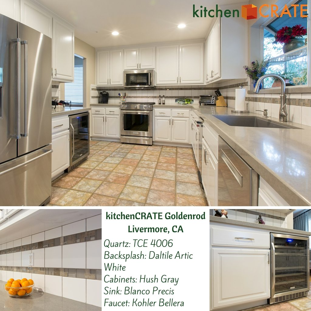 kitchen cabinets livermore ca kitchencrate goldenrod drive livermore complete 20733