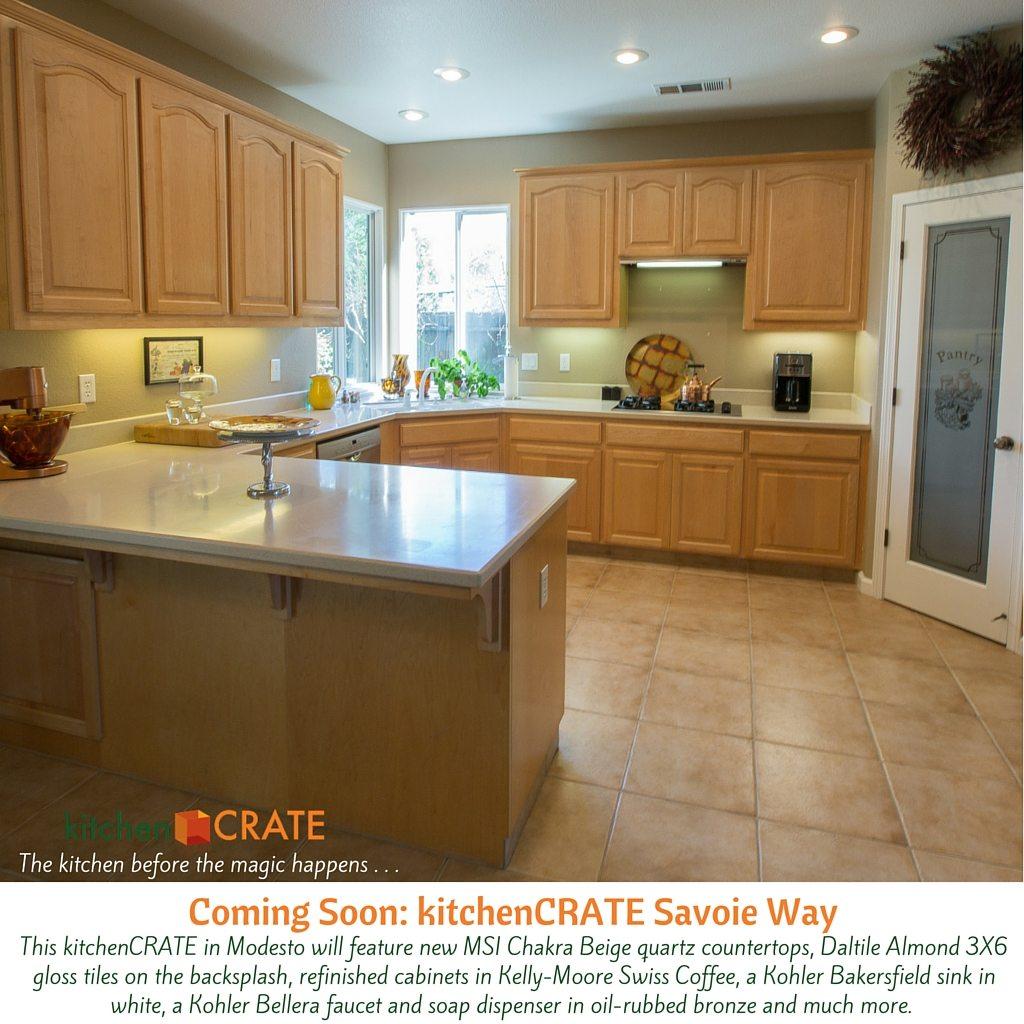 Kitchencrate Savoie Way Begins In Modesto Kitchen