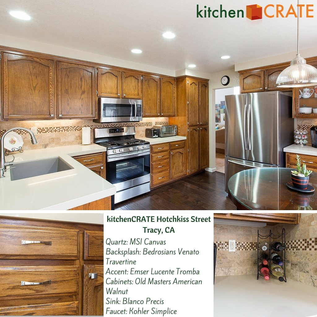 Kitchencrate Hotchkiss Street In Tracy Ca Complete