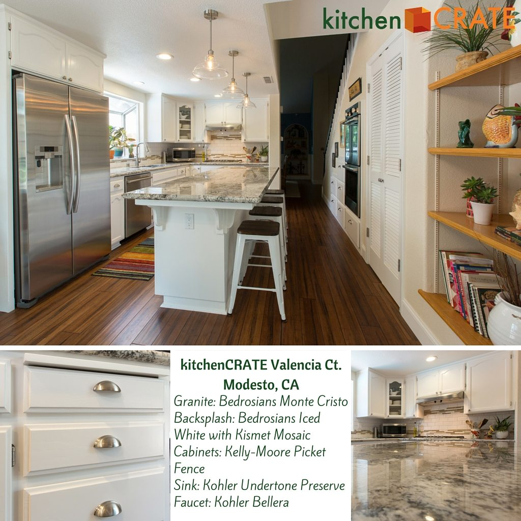 Kitchencrate Valencia Court In Modesto Ca Complete