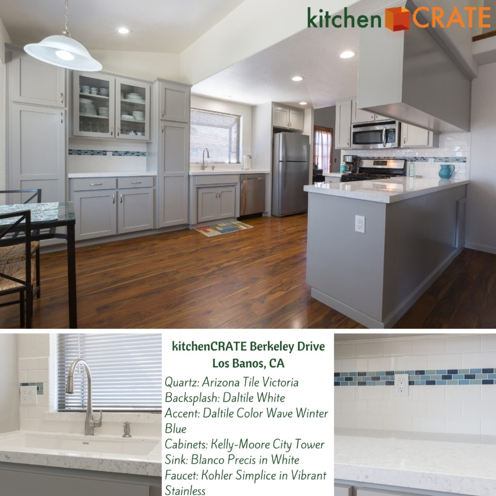 Kitchencrate Berkeley Drive In Los Banos Ca Complete