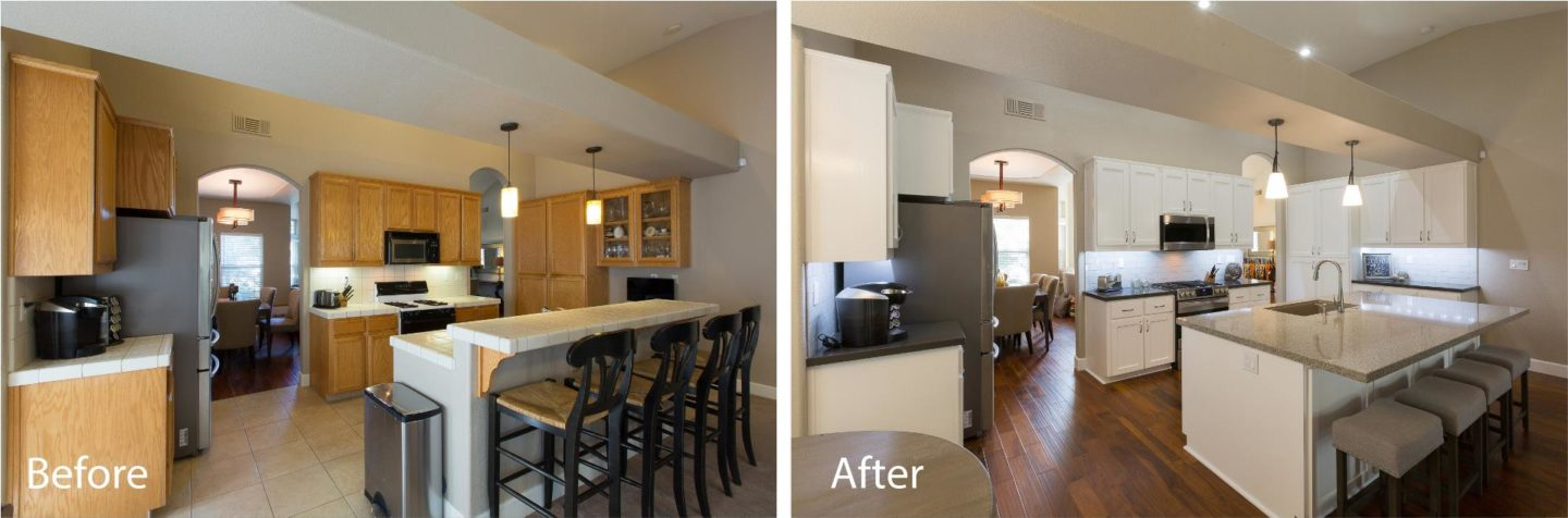 Kitchen Remodel In Modesto Ca