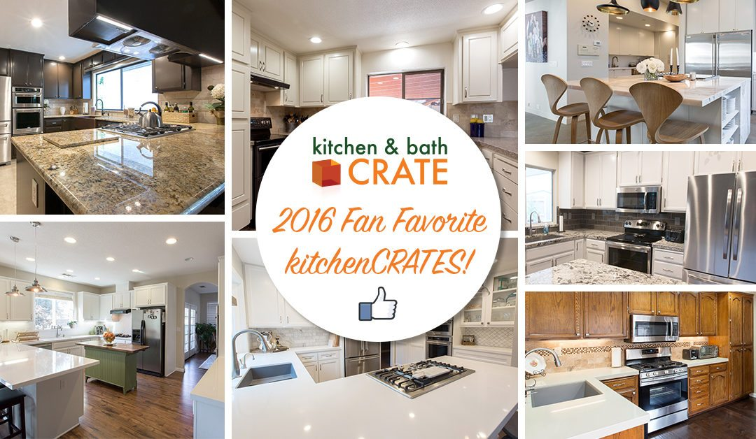 Fan Favorite kitchenCRATES of 2016