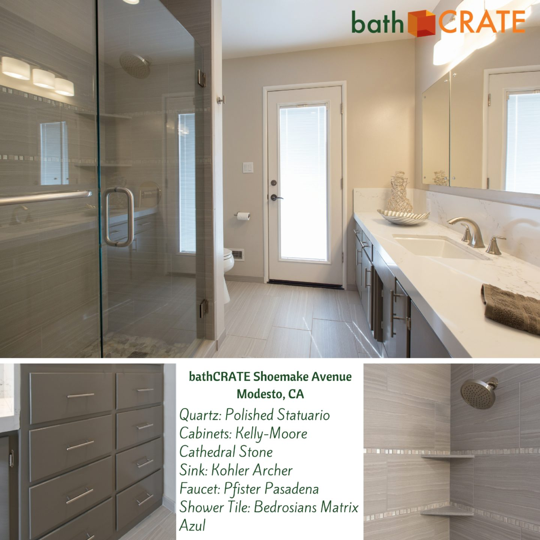 Bathroom Remodel Modesto Ca