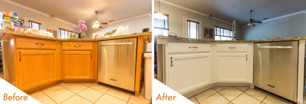 kitchen remodel in Elk Grove, CA.