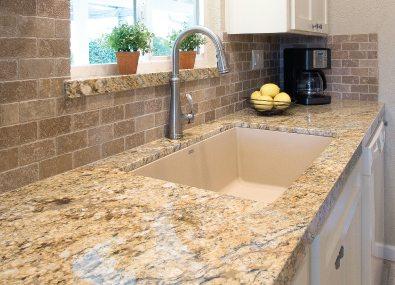 Natural Granite Countertop.