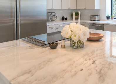 Elegant Marble Counters