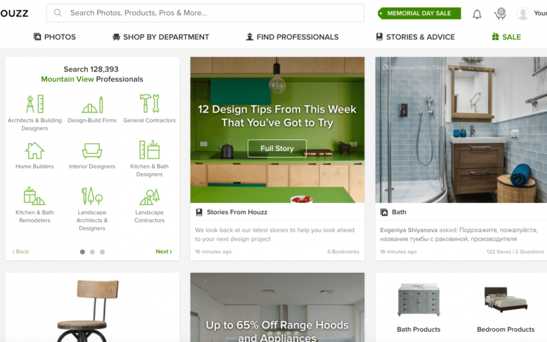 What is Houzz.com?