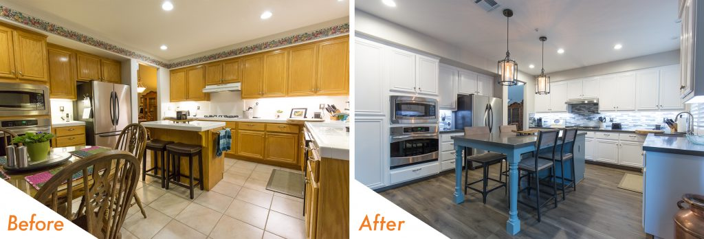 Kitchen Renovation in Livermore.