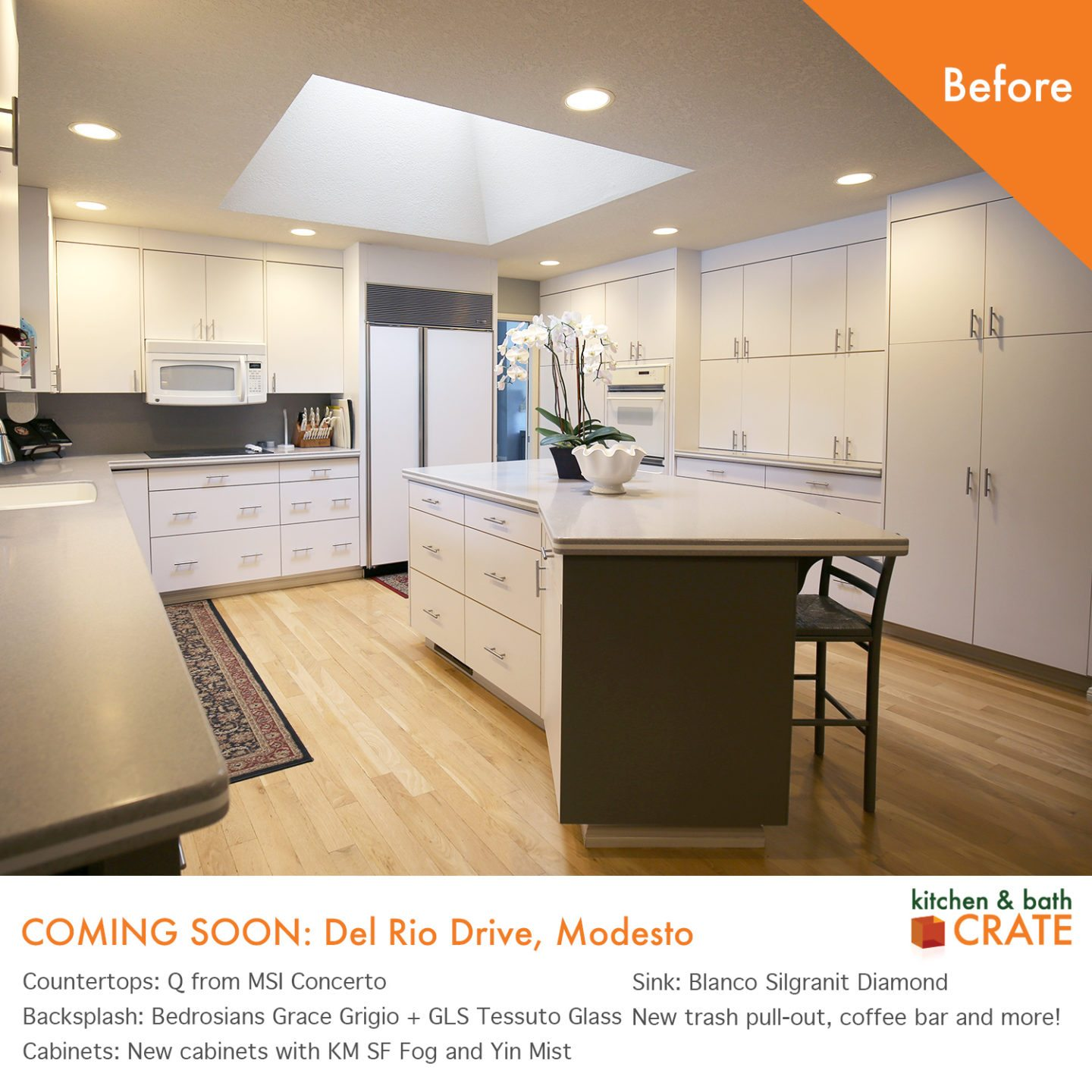 With Our KitchenCRATE Custom Product, Our Designers Will Work With The  Homeowner To Design Their New Kitchen And Provide A Rendering Before The  Project Is ...