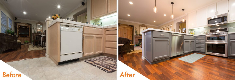 Honest Kitchen Remodel.