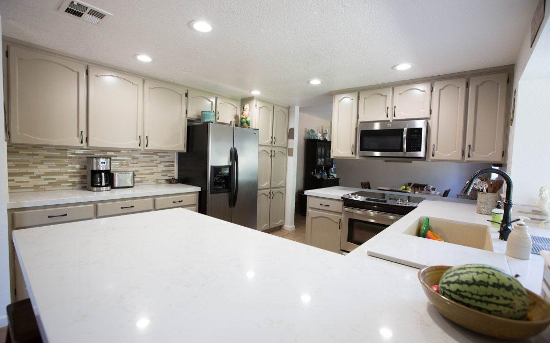 KitchenCRATE Morning Dove Circle in Modesto, CA Complete!