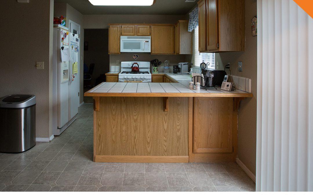 KitchenCRATE Custom Belharbour Drive is Underway in Modesto, CA!