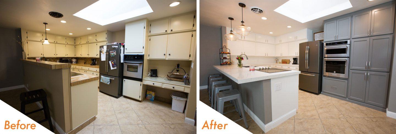KitchenCRATE Amherst Avenue In Modesto, CA Complete!   Kitchen U0026 Bath CRATE