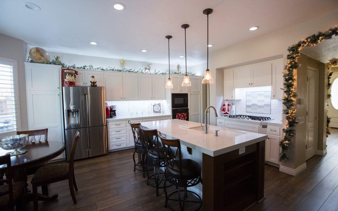 Charming KitchenCRATE Granny Lane In Modesto, CA Complete!