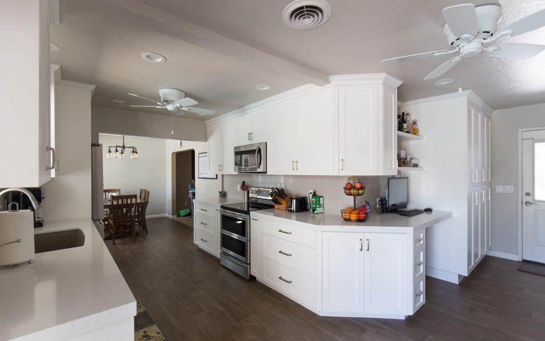 KitchenCRATE Custom Michigan Avenue in Modesto, CA Complete!