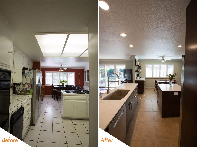 custom kitchen flooring.