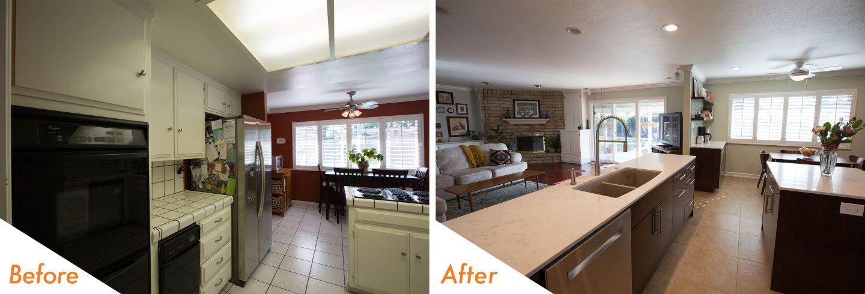 kitchen remodeling in modesto.