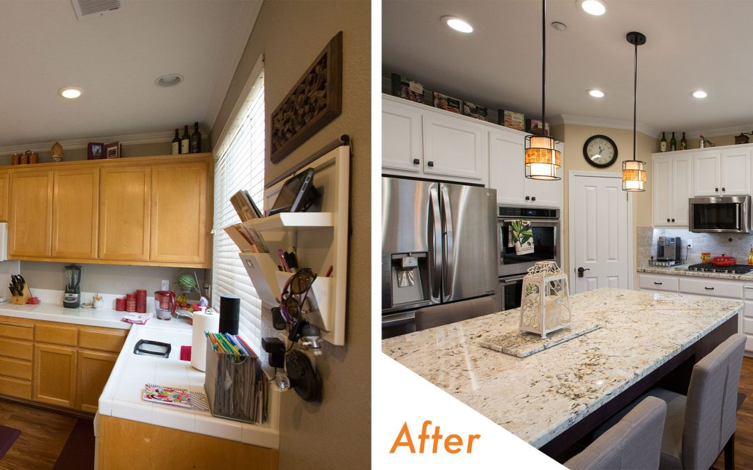 KitchenCRATE Lundin Lane in Brentwood, CA Complete!