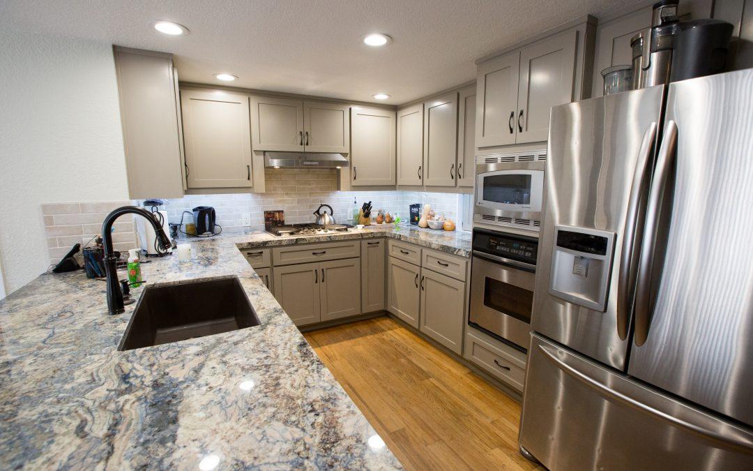 KitchenCRATE Fontana Court in Modesto, CA Complete!