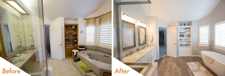 bathroom remodel ideas ripon, CA.