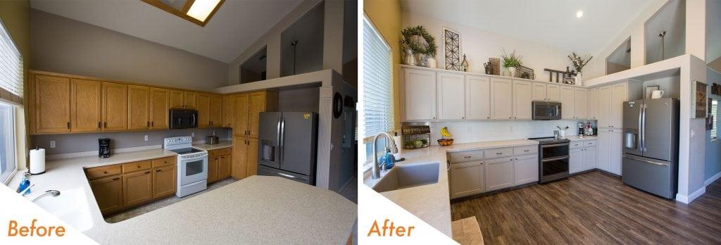kitchen remodel in Turlock