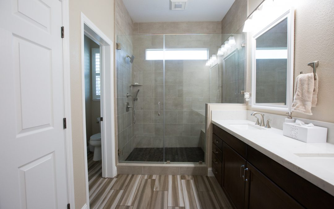 BathCRATE Pristine Way in Brentwood CA is Complete