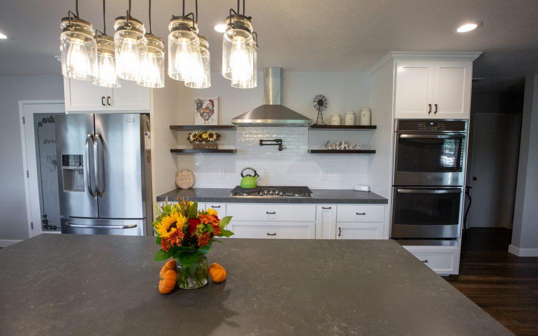 KitchenCRATE Custom South Van Allen Road in Escalon, CA is Complete!