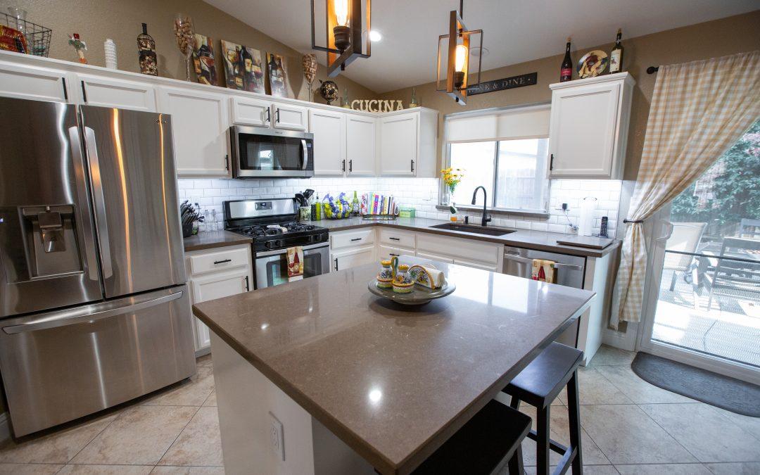Kitchen Remodel, Modesto.