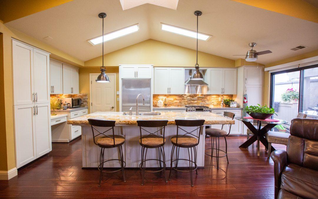 kitchenCRATE Refinish Copper Cottage Lane in Modesto, CA is Complete!
