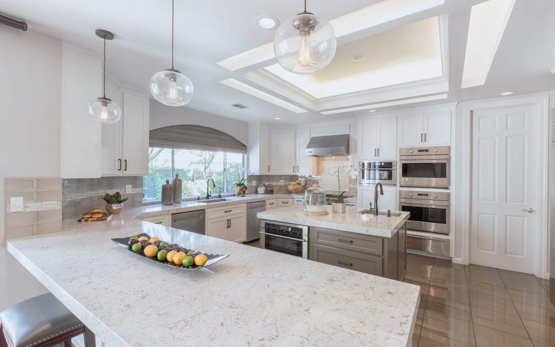 KitchenCRATE Custom Van Hoeks Circle in Modesto, CA is Complete!
