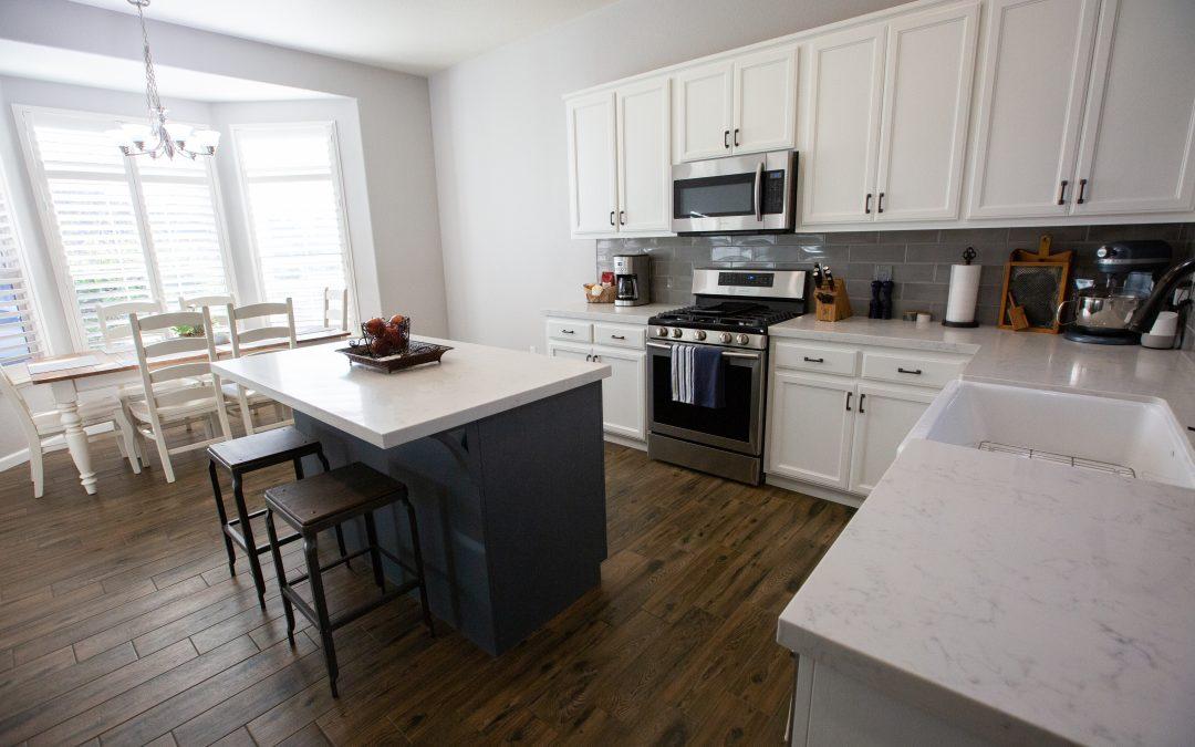 kitchen & bathCRATE Monte Vista Drive in Linden, CA is Complete!