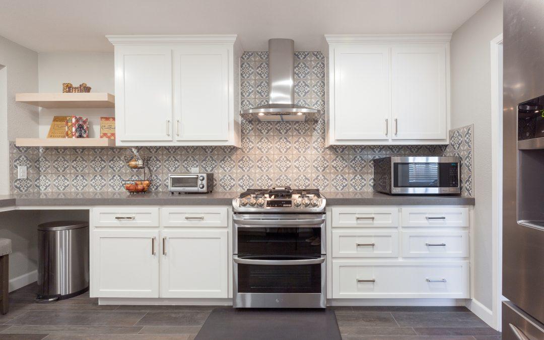 KitchenCRATE Custom Dorchester Court in Stockton, CA is Complete!