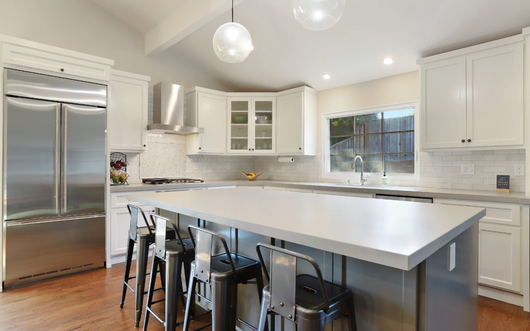KitchenCRATE Glenbrook Court in Pleasanton, CA is Complete!