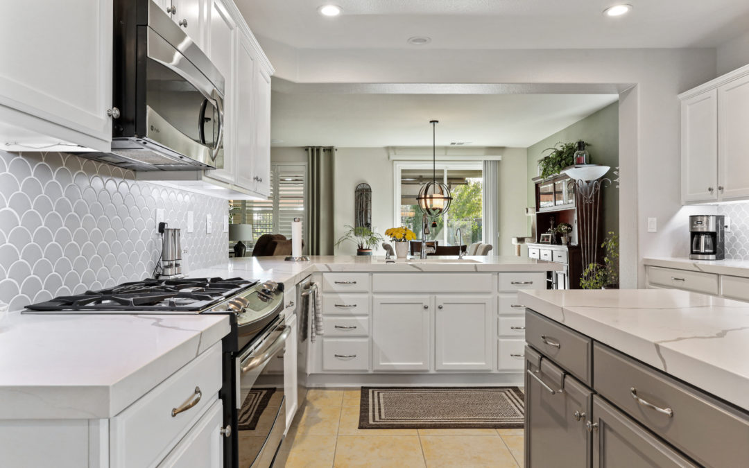 KitchenCRATE Westminster Way in Elk Grove, CA is Complete!