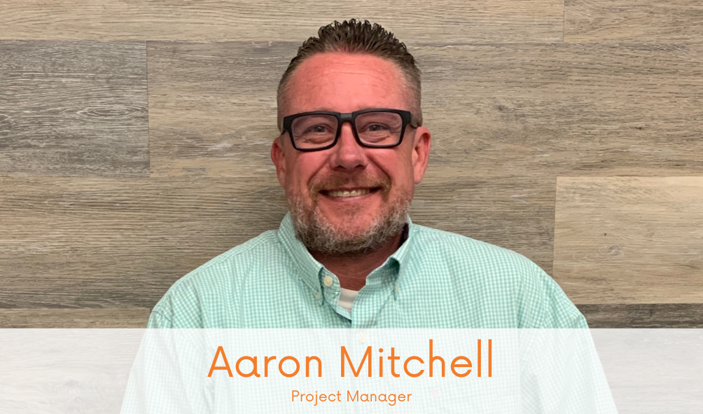 CRATE Welcomes Aaron Mitchell to the Team!