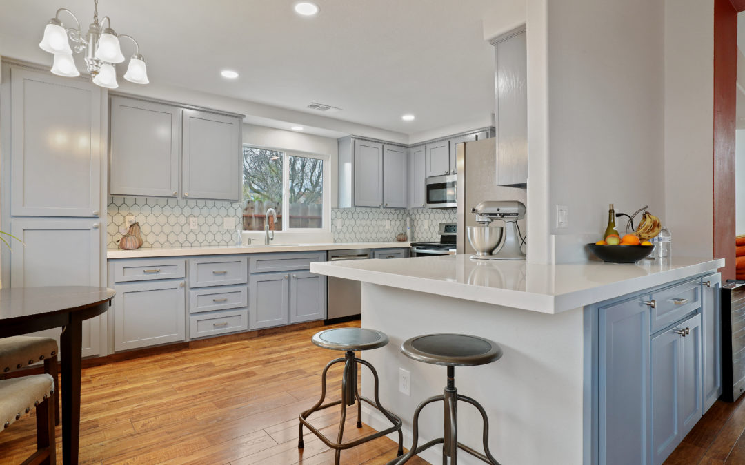 KitchenCRATE Bacchus Court in Salida, CA is Complete!