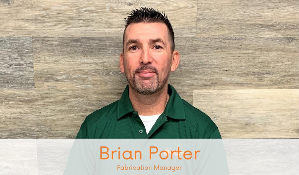 Meet Brian Porter, Newest CRATE Team Member!
